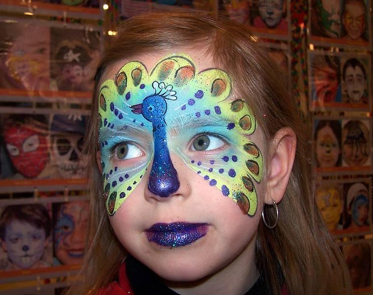 Kinderschminken Bildergalerie 2