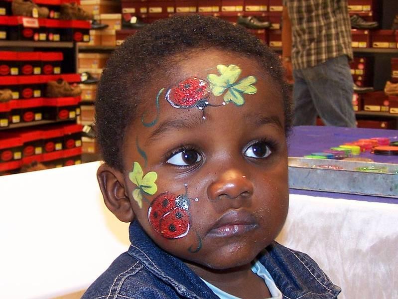 Kinderschminken Bildergalerie 5